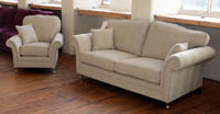 Cavendish farrington 3 seater sofa and armchair sale price